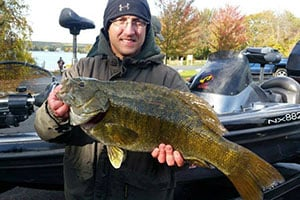 New State Record Smallmouth Bass Caught In Hubbard Lake Outdoornews