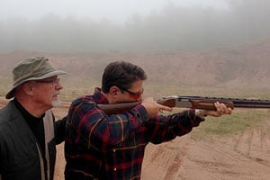 Proper clay target shooting starts with the correct shotgun