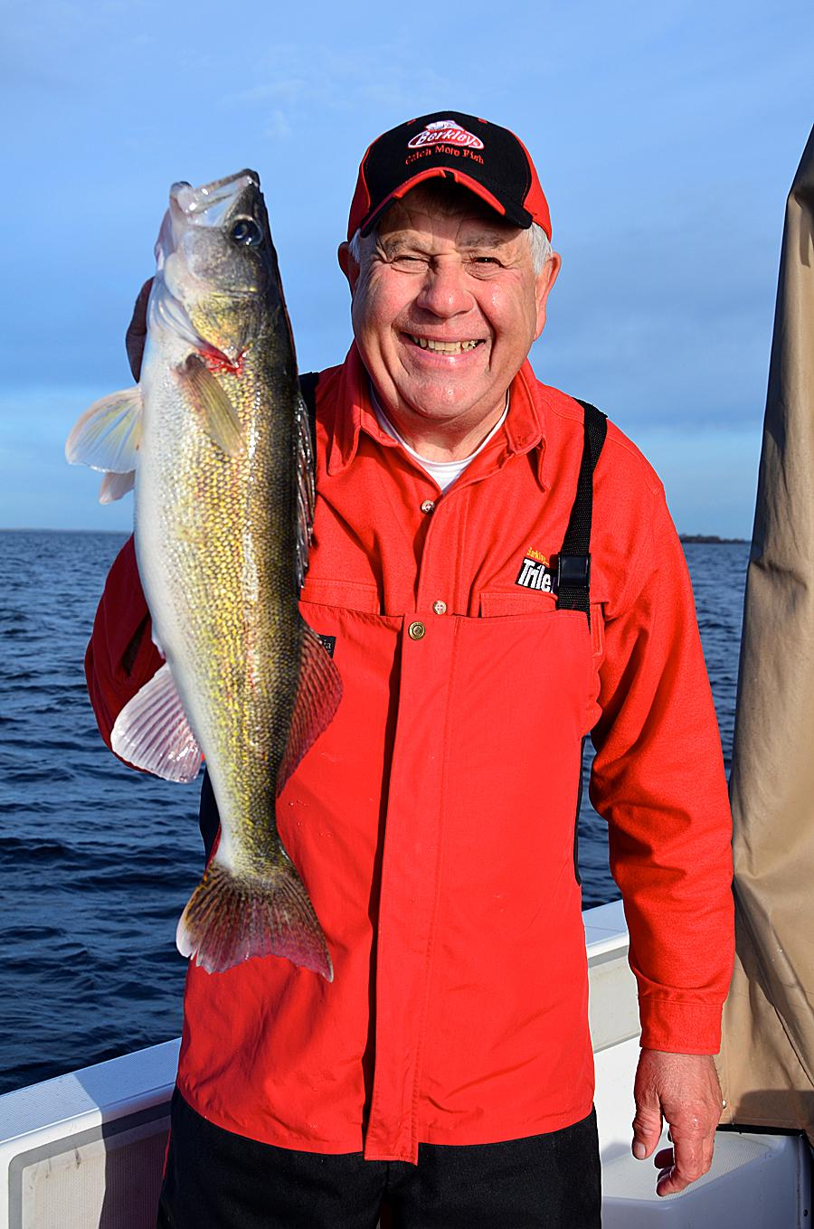 Minnesota fishing hall of fame names 2017 inductees for Outdoor news mn fishing report