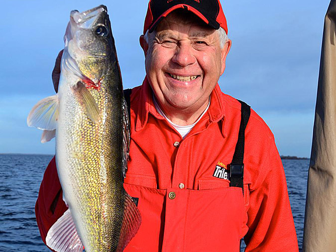 Tuma selected for minnesota fishing hall of fame outdoornews for Outdoor news mn fishing report