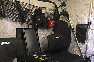 Ice fishing tip: Organize and protect your ice fishing gear, then