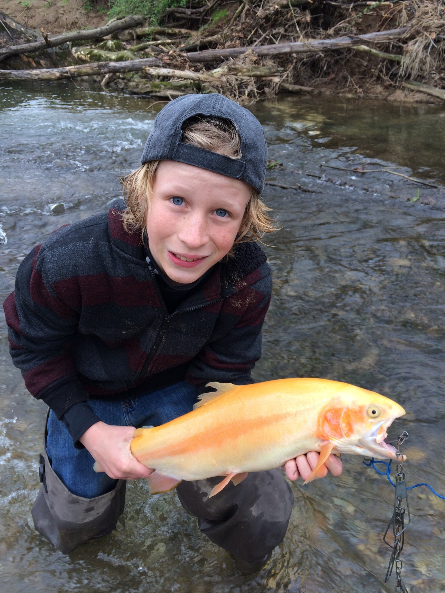 Pennsylvania fishing photos outdoornews for Fishing in pennsylvania