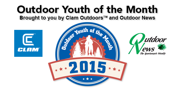Clam outdoors partners with outdoor news inc to honor for Lake osakis fishing report