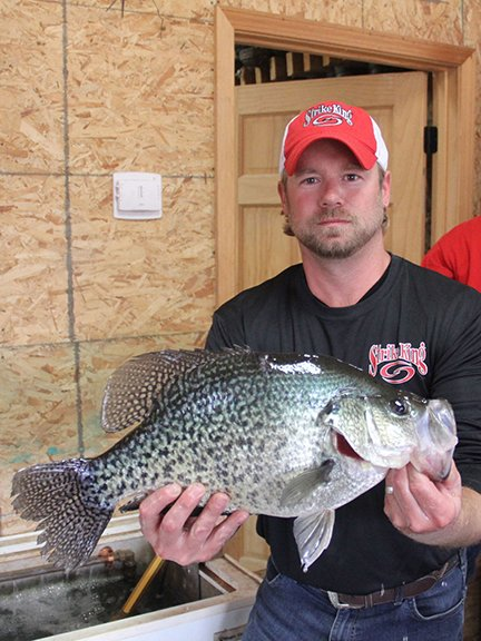 Illinois ralph loos archives outdoornews for Indiana crappie fishing