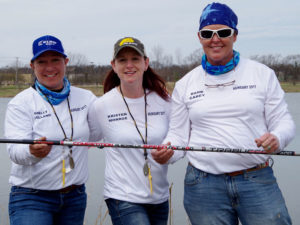 Outdoor news 39 kristen monroe to represent u s in world for Outdoor news mn fishing report