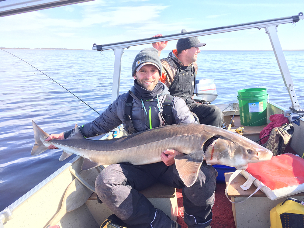 Walleye outdoornews for Rainy river fishing report 2017