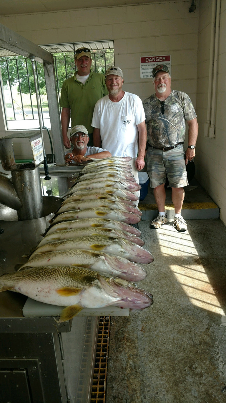 A Simple Approach To Lake Erie Walleyes Outdoornews