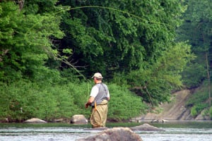 DNR adds four new trout fishing sites as fall season looms
