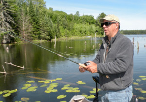 Outdoors recreation is 'big recreation'