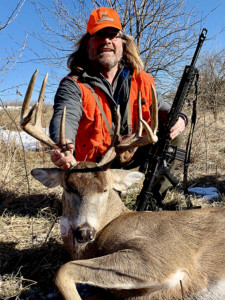 Off-season white-tailed deer hunting question: What's your favorite rifle cartridge?