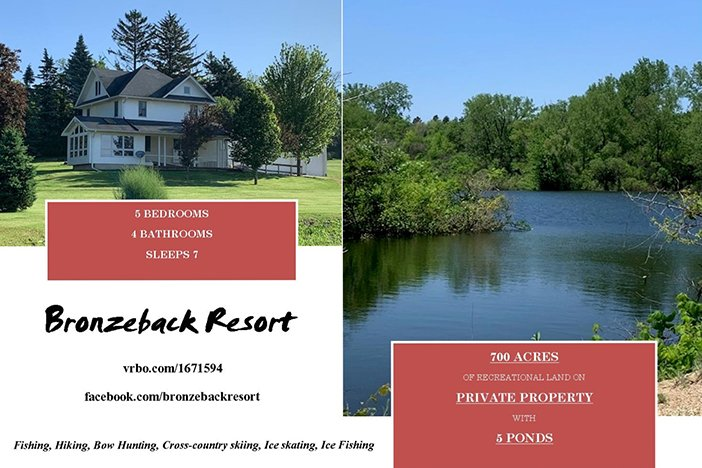 700 acre hunting & fishing paradise for rent! - Outdoornews