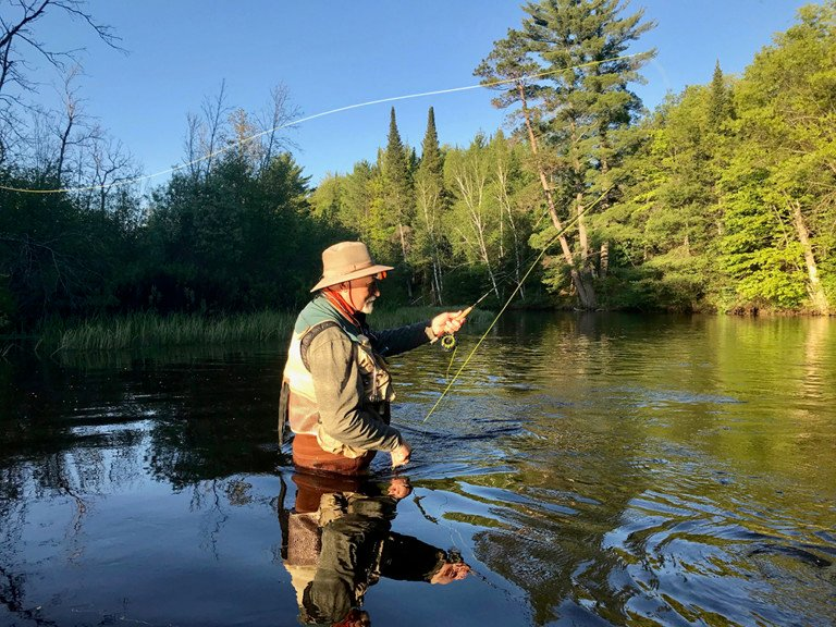Hex hatch on Au Sable still likely a week or so away