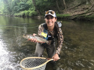 Trout Unlimited chapter hosts women's conservation and fly-fishing day - Outdoornews