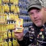 "Outdoor News ventured out to the Hard Water Ice Fishing Expo in Blaine, Minnesota. We were able to talk to a few companies about what they have in-store for the 2019-2020 ice fishing year. Bryan""Beef"" Sathre, who guides and spends his time on the big water, shares his three favorite secret go-to lures for Lake of the Woods ice fishing. #fatheadguideservice northland tackle company"