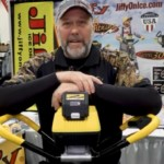 Outdoor News ventured out to the Hard Water Ice Fishing Expo in Blaine, Minnesota. We were able to talk to a few companies about what they have in-store for the 2019-2020 ice fishing year. Tim Van Zeeland at Jiffy Ice Drills shows off the new electric Jiffy E6 Lightning Ice Drill