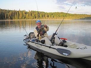 Psst… don't tell anyone, but kayak fishing rules - Outdoornews
