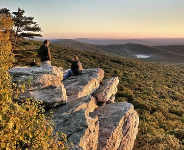 Fall & Winter Hikes In Maryland State Parks