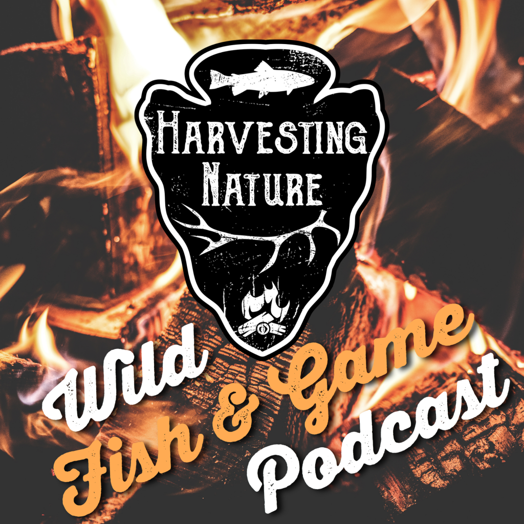 Harvesting Nature Podcast Logo