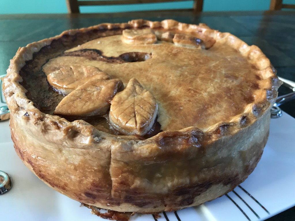 Image by Ryan Lisson_Outdoor News Taste of the Wild_Wild Game Meat Pie