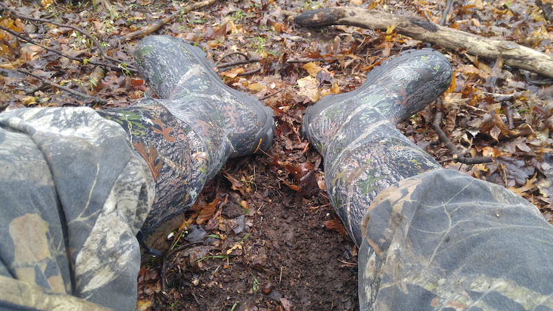 My New Dryshod Boots Saved The Day