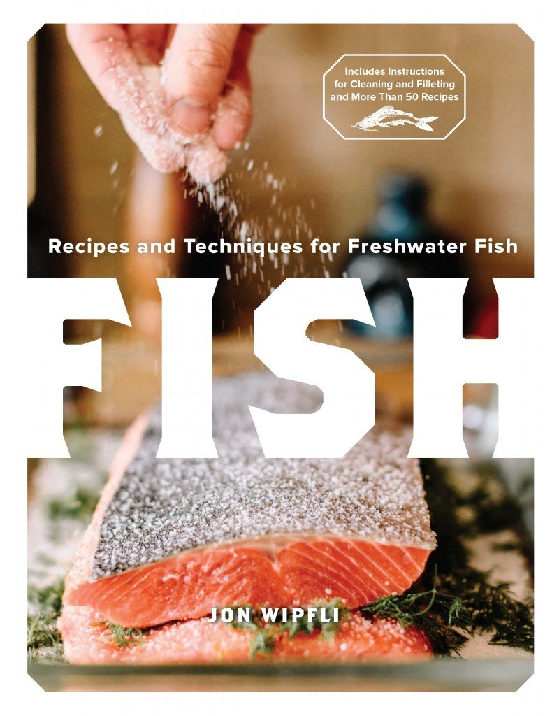 Fish cookbook cover_copyright photographced by Coleen Eversman