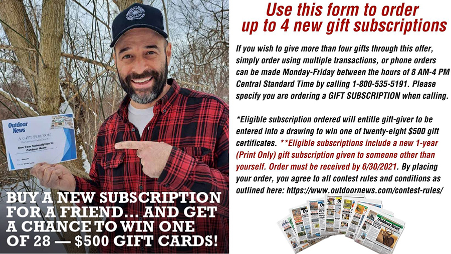 Use This Form To Order Up To Four New Gift Subscriptions. If You