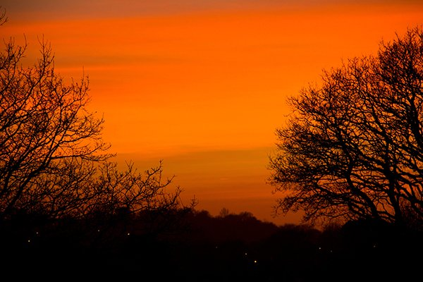 Sunset By Vince On Flickr