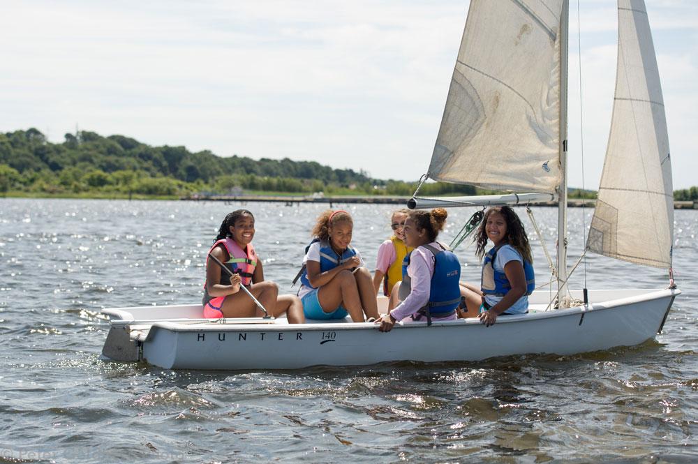 community boating