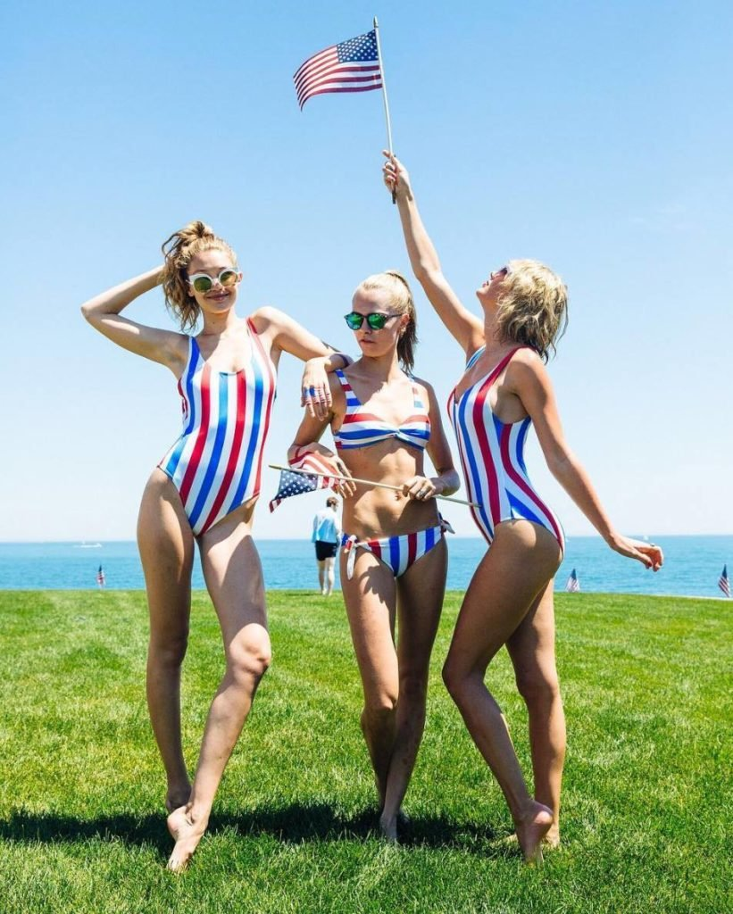 Taylor Swift And Squad Show Love For Rhode Island At Fourth Of July