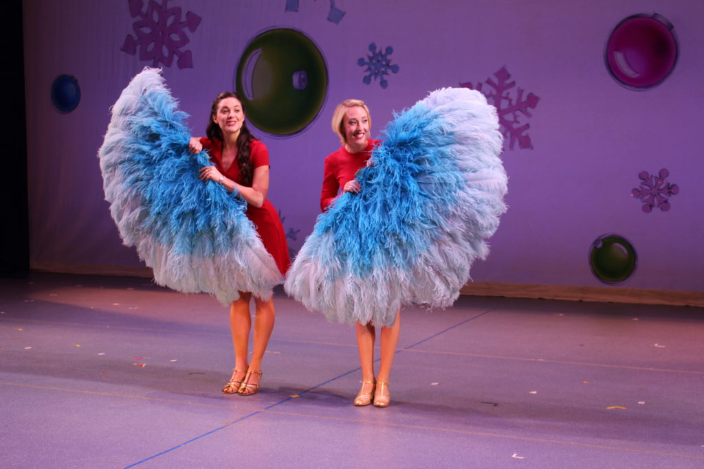 Catch a Sneak Peek of Irving Berlin's White Christmas at PPAC ...