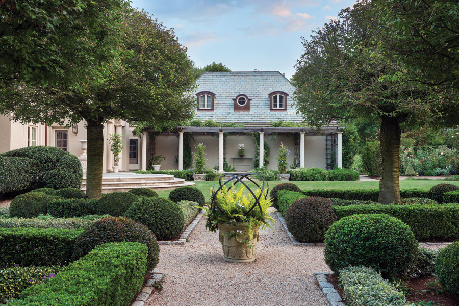 Newport Home And Garden Channel Classic Gallic Style