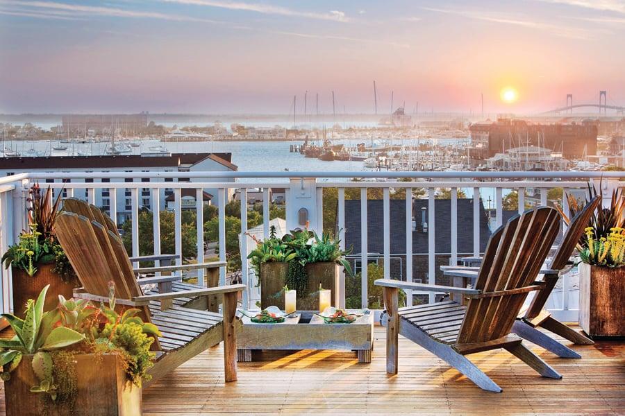 Rooftop Bars Rhode Island Monthly
