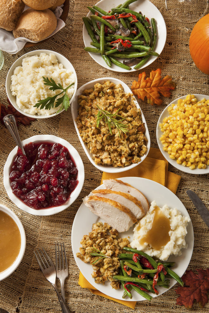 Local Options For Thanksgiving Dinner And Desserts Rhode