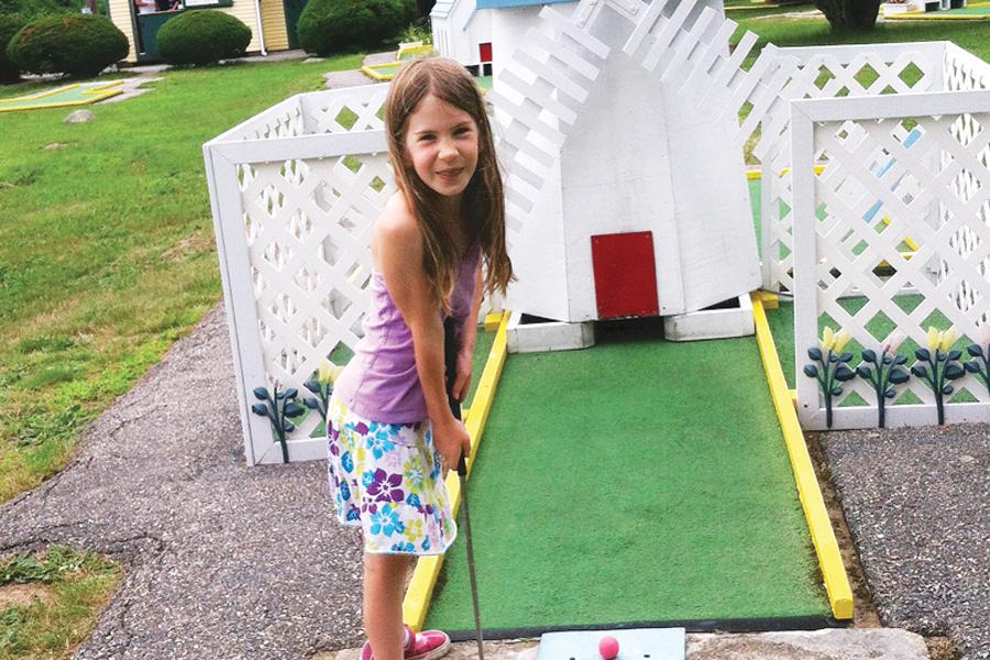 Best Mini Golf Rhode Island