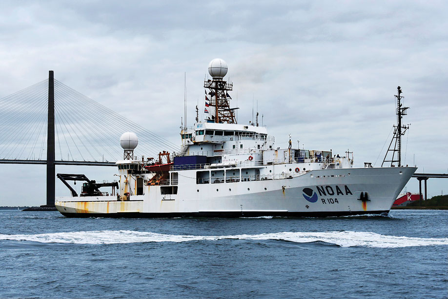 Seamounts Marine National Monument