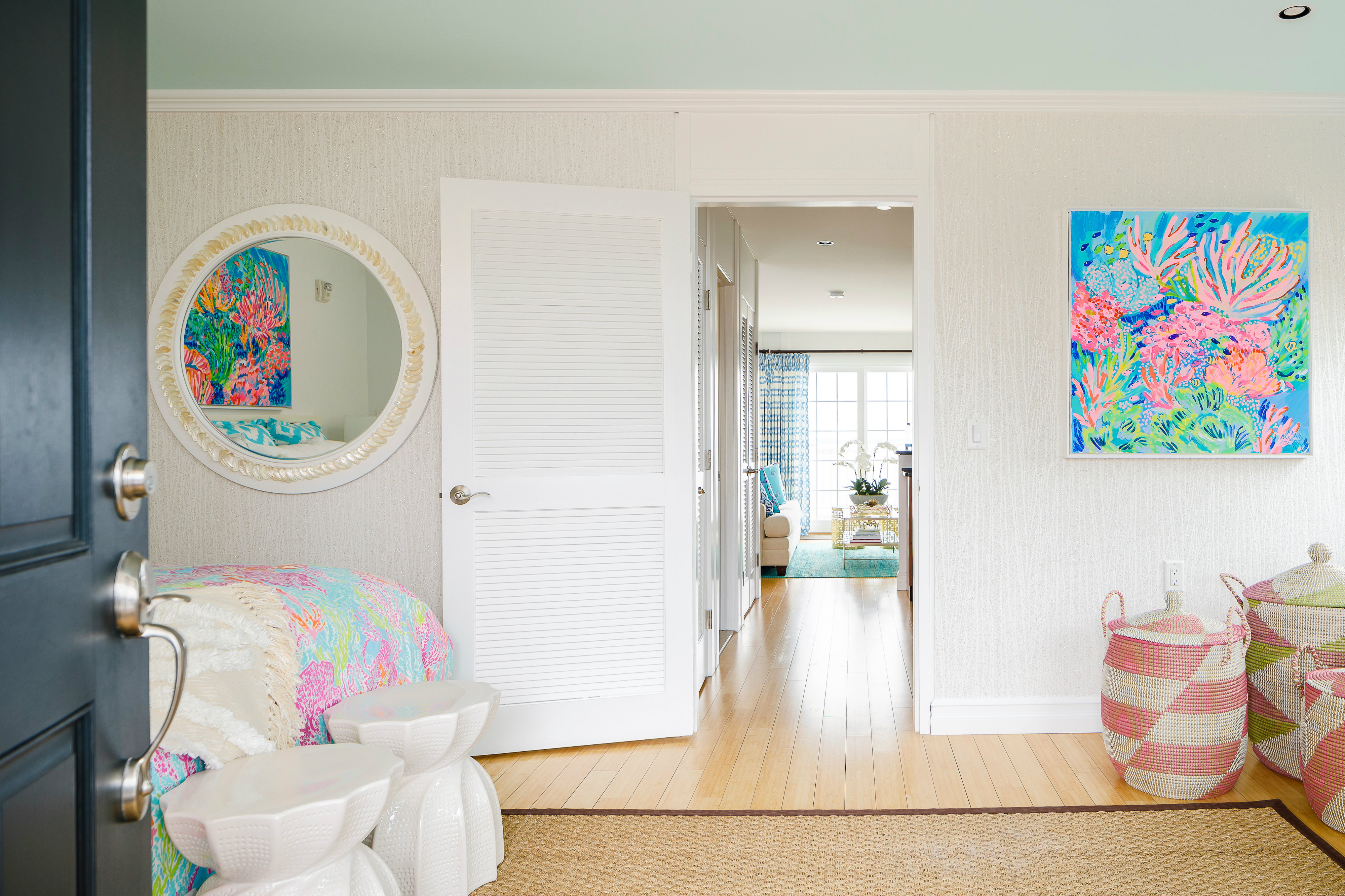 The Summer Of Champagne And Lilly Pulitzer In Watch Hill