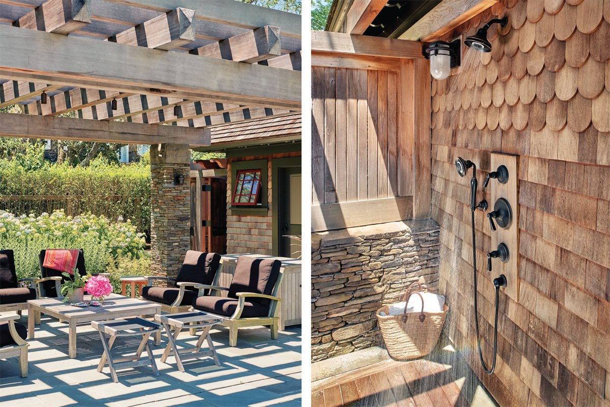 Check Out These Amazing Outdoor Showers Rhode Island Monthly