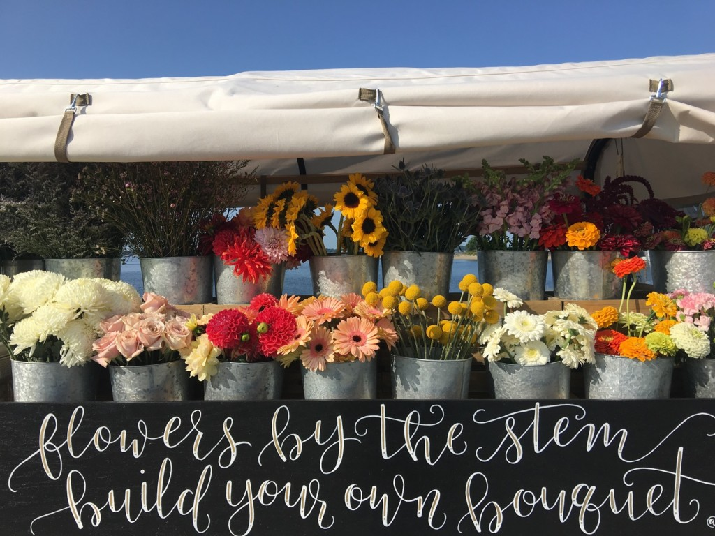 Build Your Own Bouquets From The Wildflower Truck Rhode