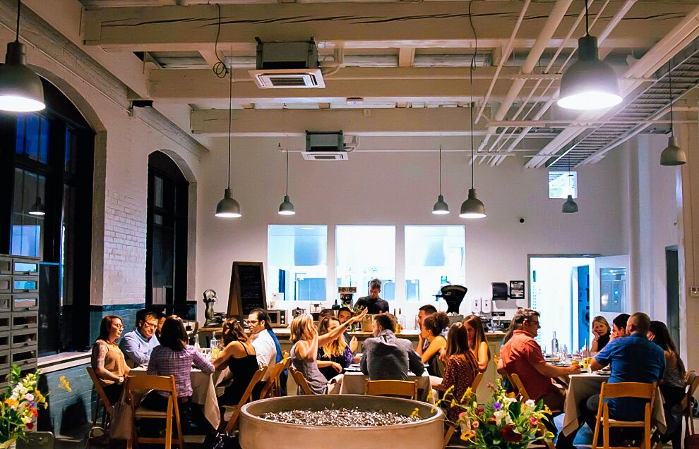 foodworks shared commercial kitchen has opened in providence the community focused culinary incubator and collaborative space is reaching out to - Kitchen Incubator