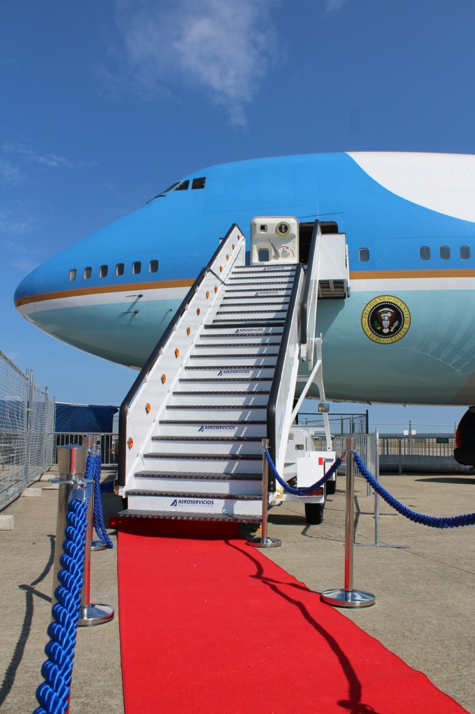 Tour The New Air Force One Replica For Free Rhode Island Monthly