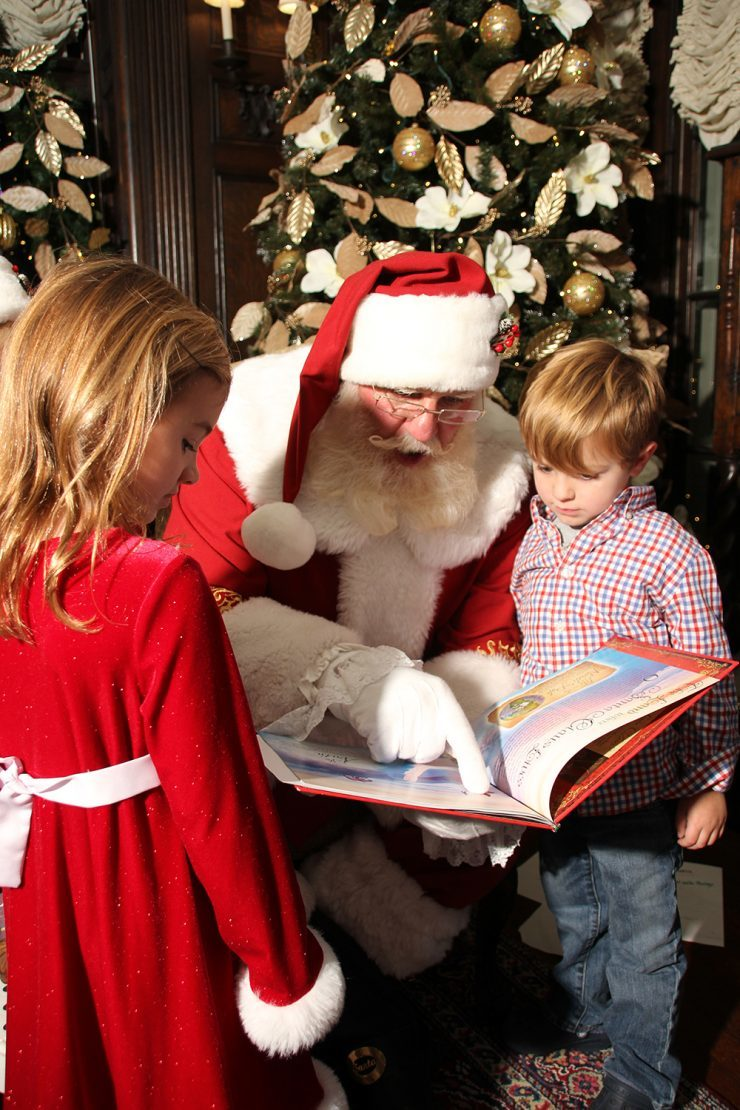 Children's Holiday Story Time at Blithewold Mansion - Rhode Island ...