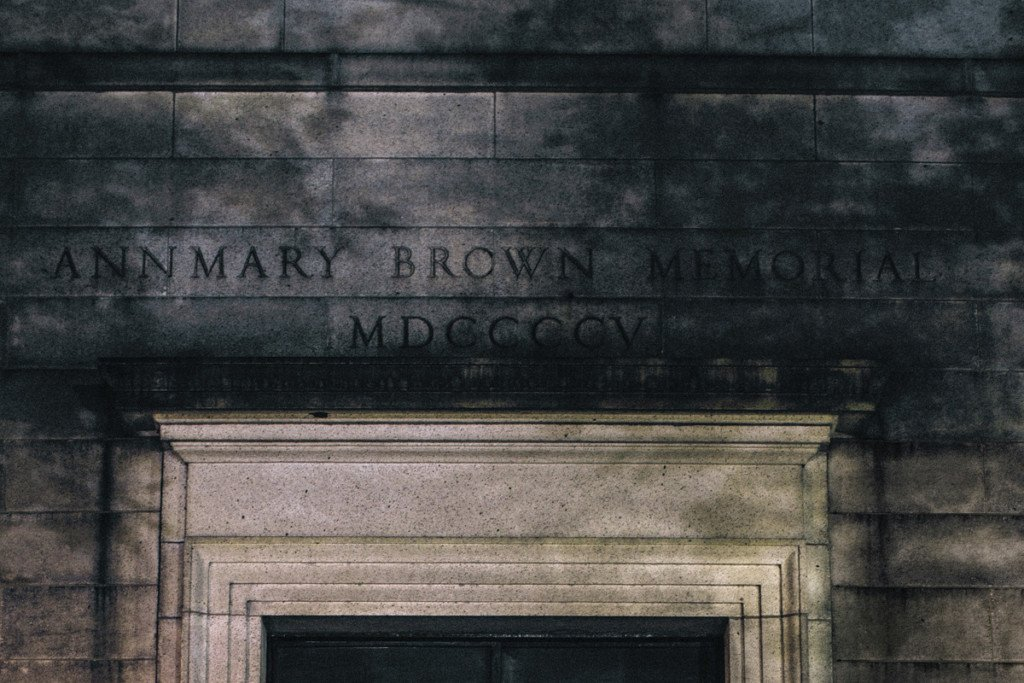 annmary brown