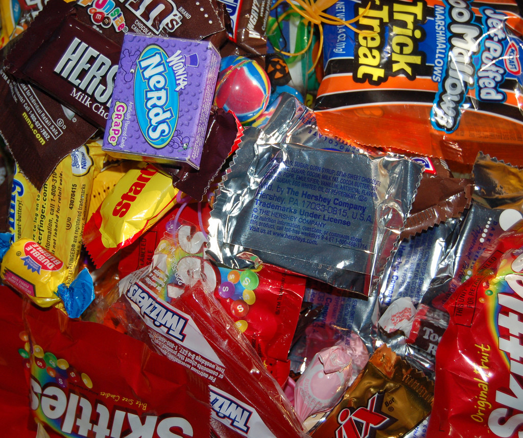 This Candy Is Dentists' Top Pick for Halloween