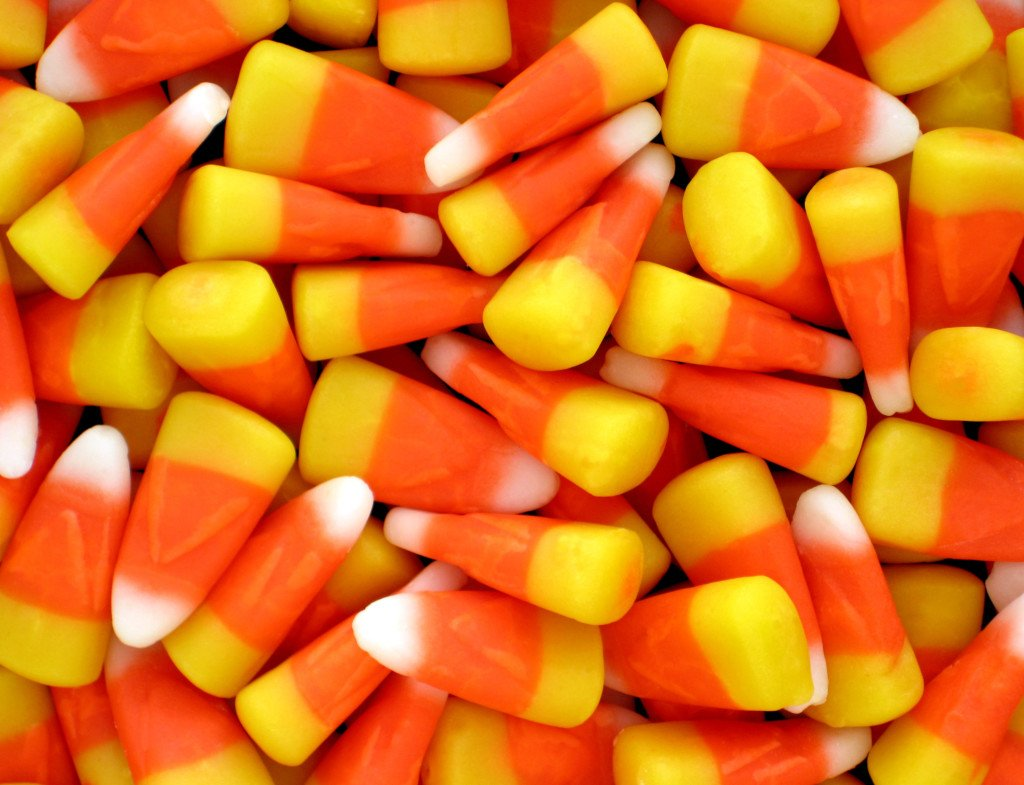 What's the most popular Halloween candy in California?
