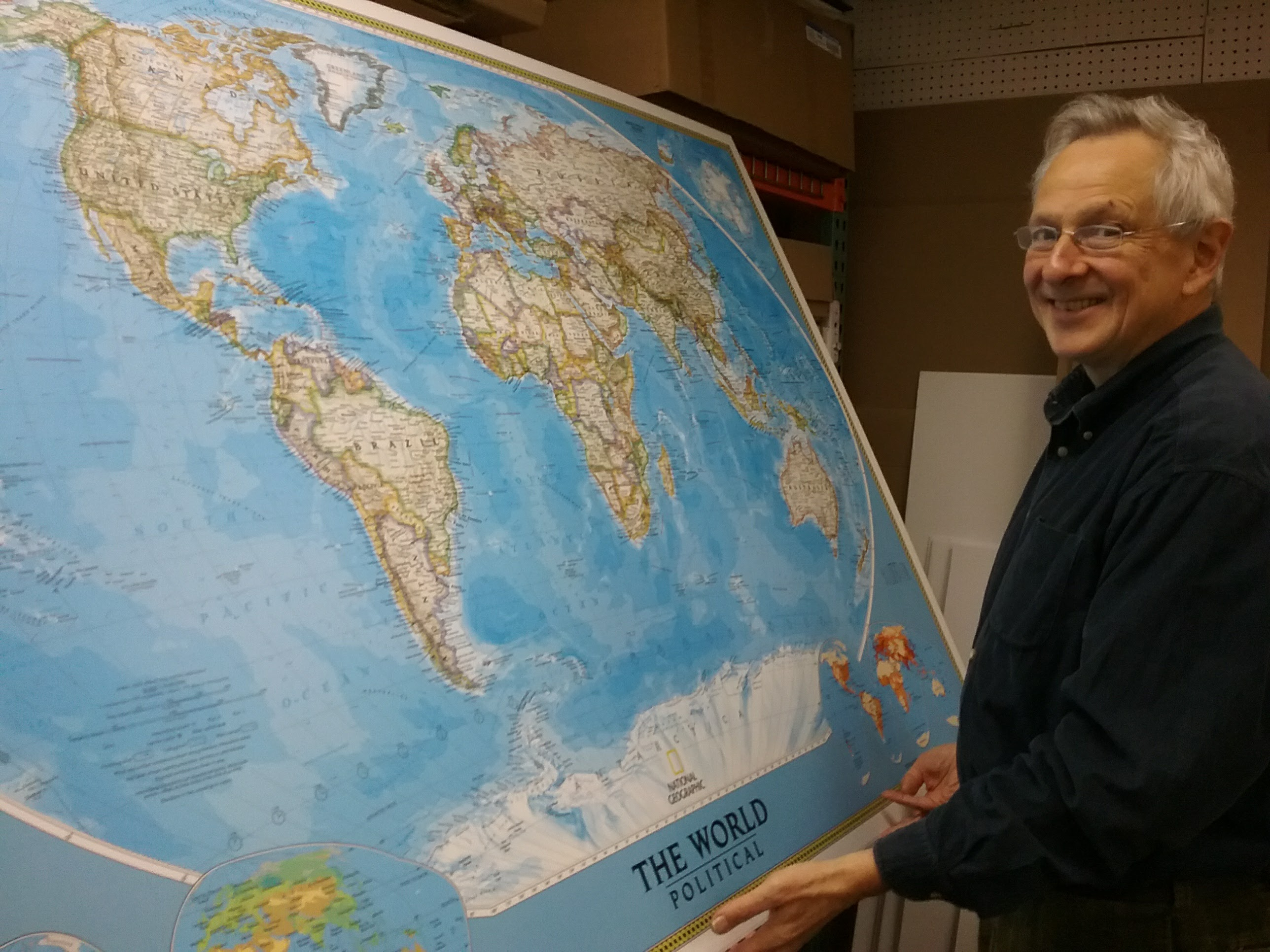 Last Chance to Pick Up a Map at the Map Center - Rhode ...
