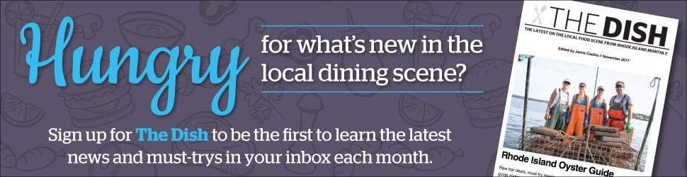 Diner's Update - Rhode Island Monthly