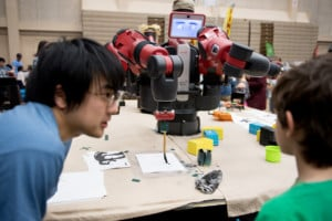 Robot Block Party @ Brown University    Providence   Rhode Island   United States