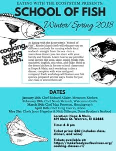 School of Fish @ Hope & Main | Warren | Rhode Island | United States