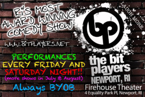 The Bit Players @ Firehouse Theater | Newport | Rhode Island | United States