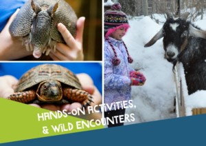 ZooCamp: Winter Adventures (Ages 6-10) @ Roger Williams Park Zoo | Providence | Rhode Island | United States